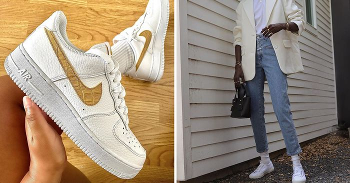 The 23 Best White Sneakers Nearly Every Fashion Girls Own