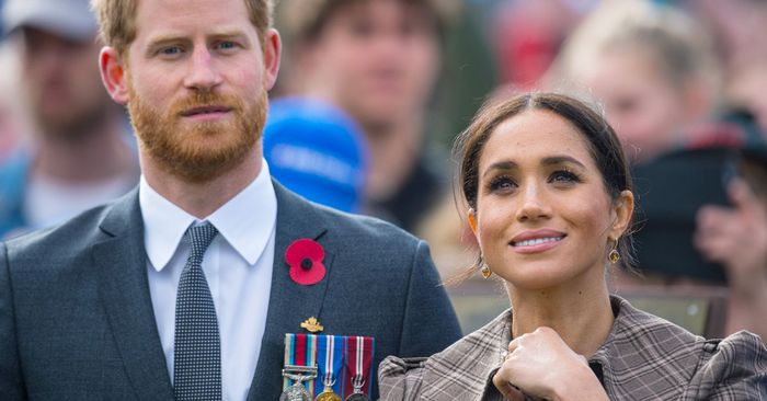 Meghan Markle Wore Skinny Jeans With Her Favorite Flats