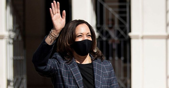 Kamala Harris's Favorite Face Mask Is on Amazon