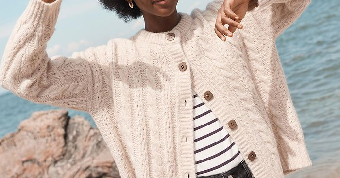 17 Cute Madewell Sweaters to Buy From Its 30% Off Sale