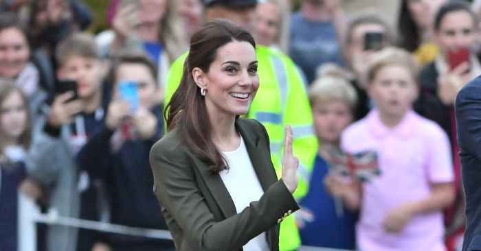 Kate Middleton Swapped Skinny Jeans for This Trend