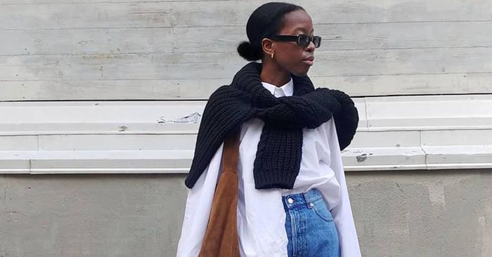 The Easy and Chic Way to Style Sweaters